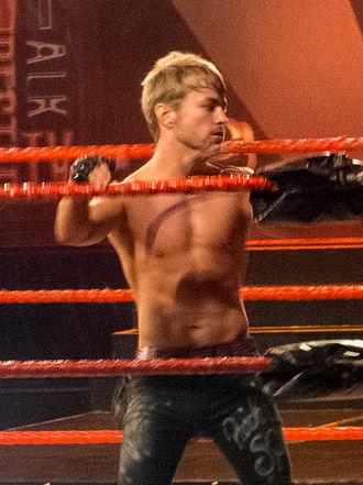 Rockstar Spud - Spud wrestling for IPW in 2010