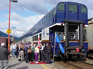 Banff Rail Tours