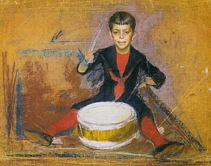 Menino com tambor