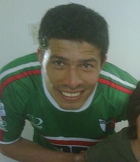 Rodrigo Riquelme (footballer, born 1984) Paraguayan-born Chilean footballer