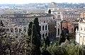 Rom, Blick vom Palazzo Caffarelli zur Großen Synagoge und zum Teatro Marcello, Bild 1.jpg
