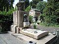 Roma, Verano - tomba Ettore Petrolini 2.JPG