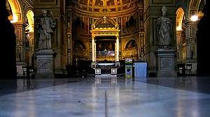 Stefano Maderno - Image: Roma sanlorenzoindamaso 3