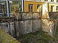 Roman Wall, Noble Street, London EC1 - geograph.org.uk - 1087367.jpg