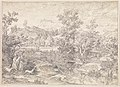 Roman landscape with figures near Paliano MET DP169134.jpg