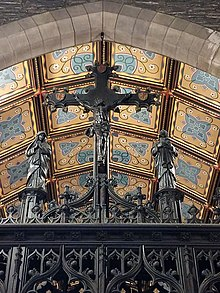 Rood Screen Wikipedia