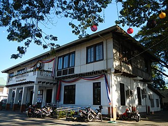 Rosales, Pangasinan - Presidencia (town hall)
