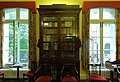 Roscoe cabinet, Committee Room, Liverpool Athenaeum.jpg