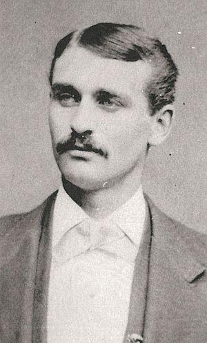 Ross Barnes - Image: Ross Barnes 1872