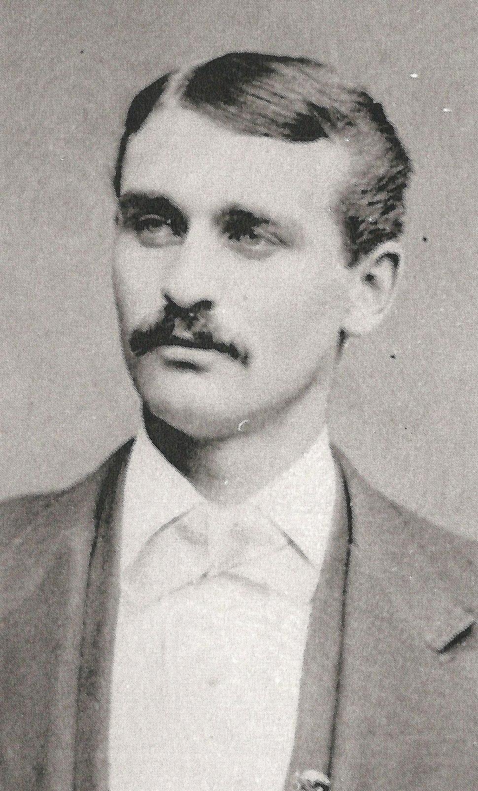 Ross Barnes 1872