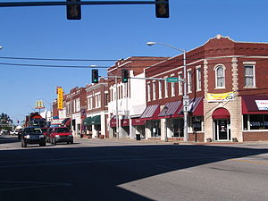 Vinita, Oklahoma - Downtown Vinita (2008)