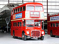 Routemasters with Concorde, Showbus 2004 (2).jpg