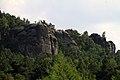Rovinné opevněné sídliště Hrada a Klamorna, hrad Drábské světničky (2).jpg