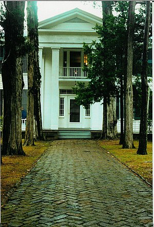National Register of Historic Places listings in Lafayette County, Mississippi - Image: Rowan Oak