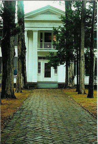 Oxford, Mississippi - Rowan Oak