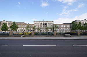 Royal Hospital for Neuro-disability - Main buildings fronting West Hill