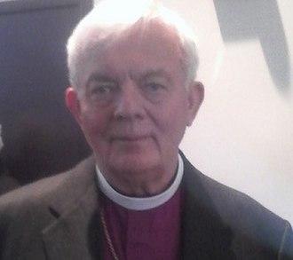 Peter James Lee - Image: Rt.Rev. Peter Lee