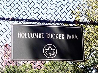 Rucker Park - Image: Rucker Park