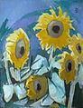 Rudolf Heinisch, Sonnenblumen, 1953.jpg