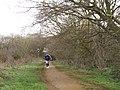 Runner on Horsenden Hill - geograph.org.uk - 678543.jpg