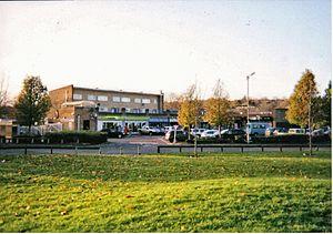 Ruscote - Image: Ruscote arcade 1a
