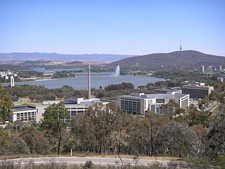 Russell Offices headquarters of the Australian Defence Force and Department of Defence in Canberra, Australia