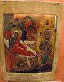 Russia del nord, natività della madre di dio, fine del xvi sec.JPG