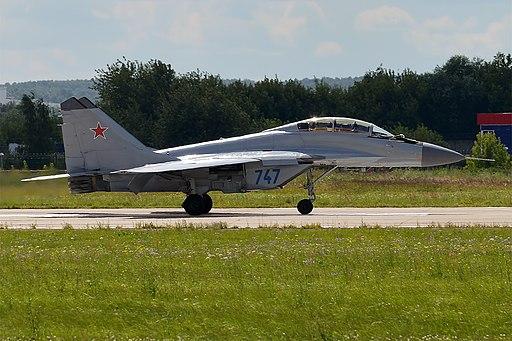 Russian Air Force, 747, Mikoyan-Gurevich MiG-35 (37230419511)
