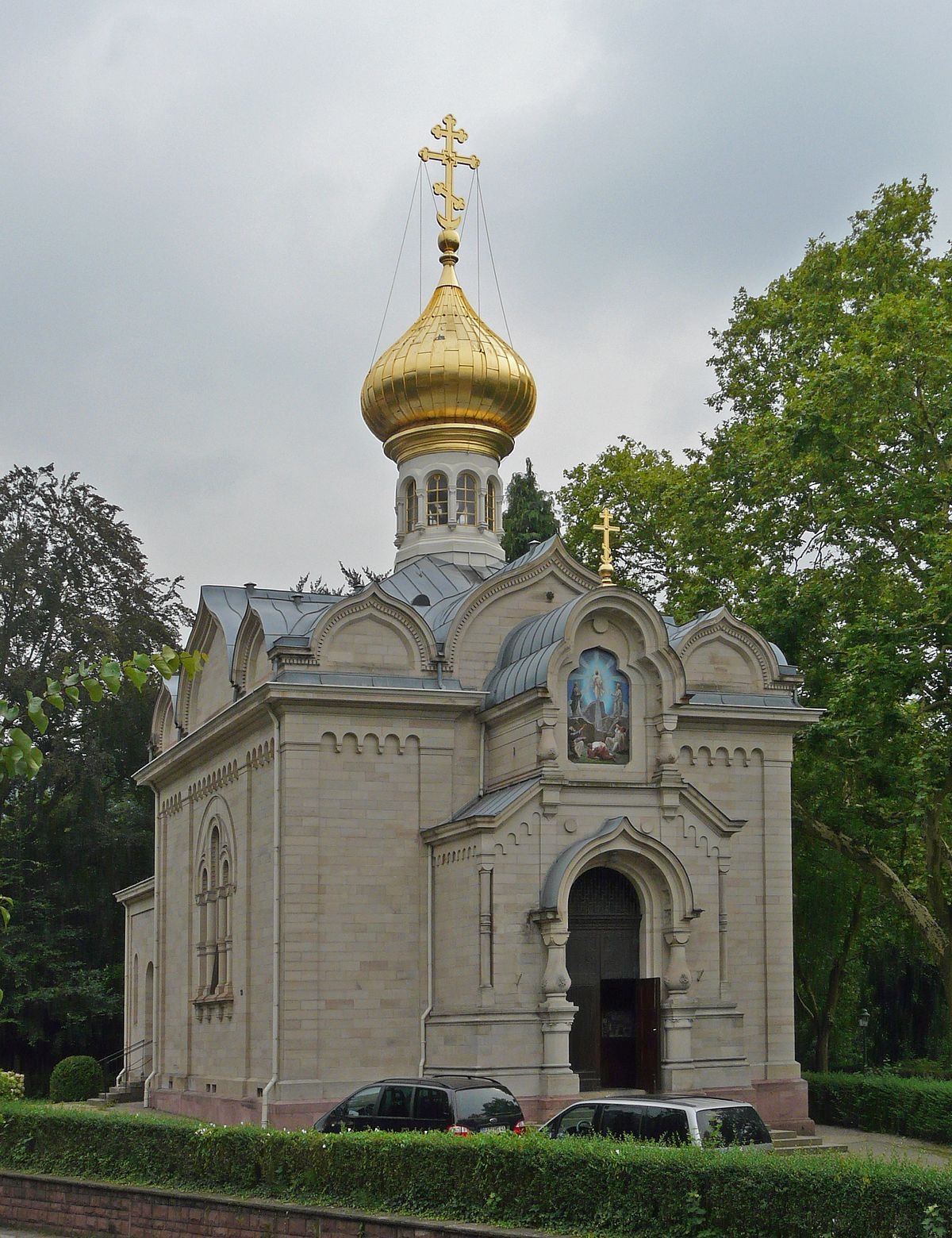 russische kirche baden baden wikipedia. Black Bedroom Furniture Sets. Home Design Ideas