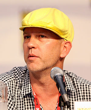 Kurt Hummel - The scene where Kurt comes out is taken verbatim from the life of Glee creator Ryan Murphy (pictured).