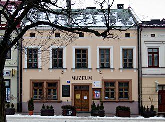 Rzeszów - Ethnographic Museum, Old Town