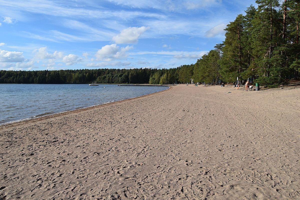 Sääksjärvi Nurmijärvi