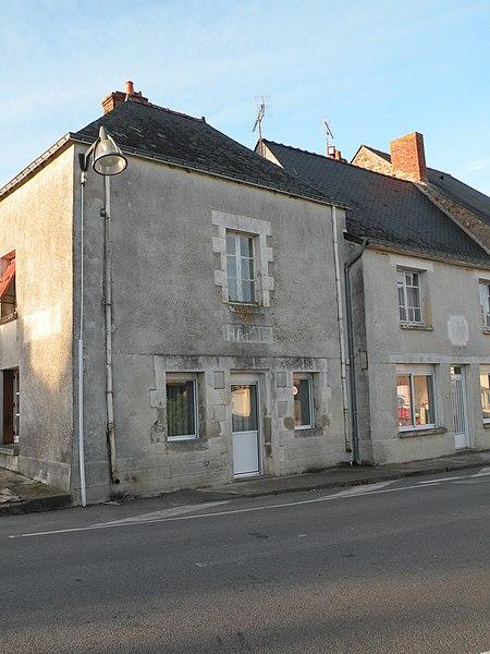 Ancienne mairie de Sévérac.