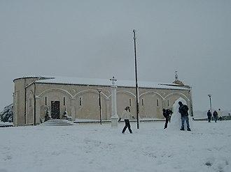 Thiesi - Image: SANTUARIO DI SEUNIS panoramio