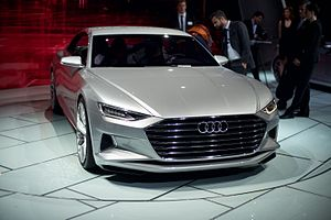 Audi Prologue - Image: SLY 5775 (15811359156)