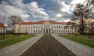 Brzeg Dolny - Palace in Brzeg Dolny