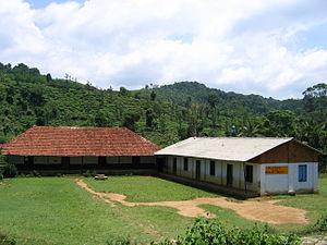 Mananthavady - SNM School, Varayal