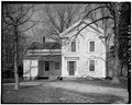 SOUTH FRONT - Jansonist Colony, Swanson House, Bishop Hill Street, Bishop Hill, Henry County, IL HABS ILL,37-BISH,21-1.tif