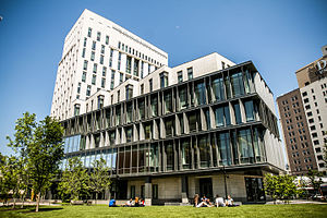 Drexel University - Gerri C. Lebow Hall, home of the LeBow College of Business