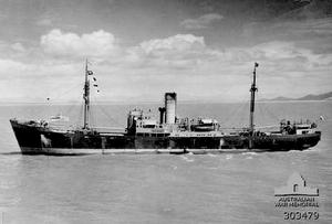SS Karsik (1938) - Image: SS Karsik 1 May 1941