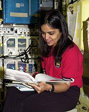 STS-107 Mission Specialist Kalpana Chawla