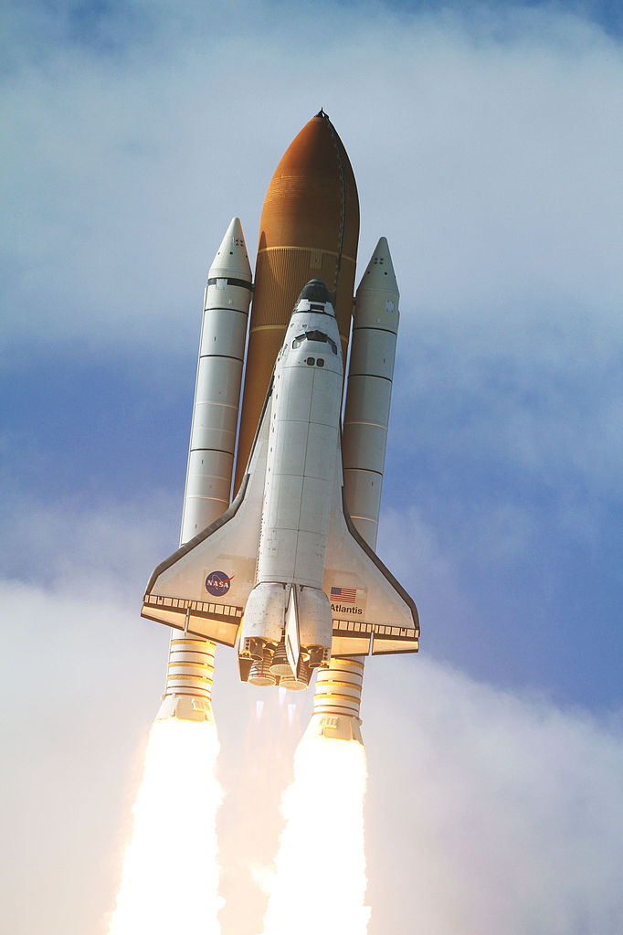 space shuttle atlantis which is orbiter - photo #12