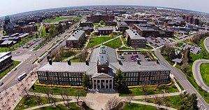 Buffalo State College - Rockwell Hall - SUNY Buffalo State