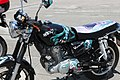 SYM Wolf 125 itansha of Hatsune Miku 20120819.jpg