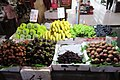 SZ 深圳 Shenzhen 福田 Futian 水圍村夜市 Shuiwei Cun Night food Market fruit banana May 2017 IX1.jpg