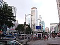 SZ 深圳 Shenzhen 羅湖 Luohu 嘉賓路 Jiabin Road August 2018 SSG 31.jpg
