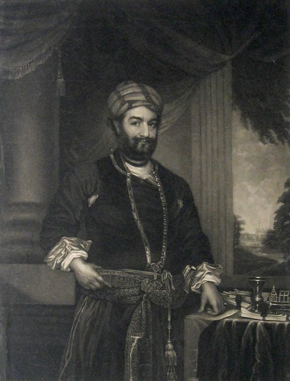 Saadut Aly Khan