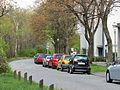 Saatwinkler Damm (Berlin-Haselhorst) Ende am Haselhorster Damm.jpg