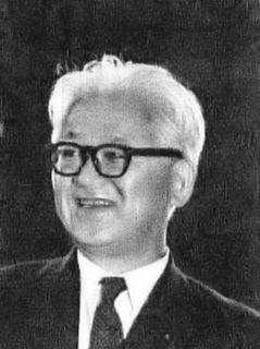 Saburō Eda Japanese politician (1907-1977)
