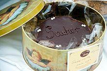 Sachertorte Austrian Chocolate Cake